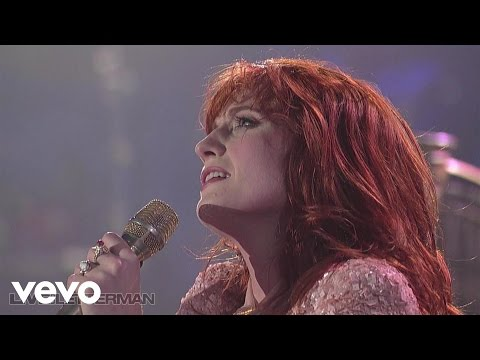 Florence + The Machine Play Dog Days Live On Letterman, Florence + The Machine play some great tunes on Letterman