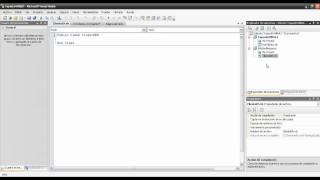 Arquitectura De 3 Capas En VB.NET Parte 1.avi
