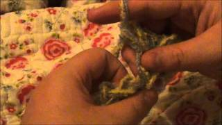 How To Finger Crochet Tutorial