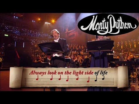 Thumbnail of video Always Look on the Bright Side of Life Sing-Along