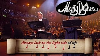 Monty Python: Always Look on the Bright Side of Life, Live