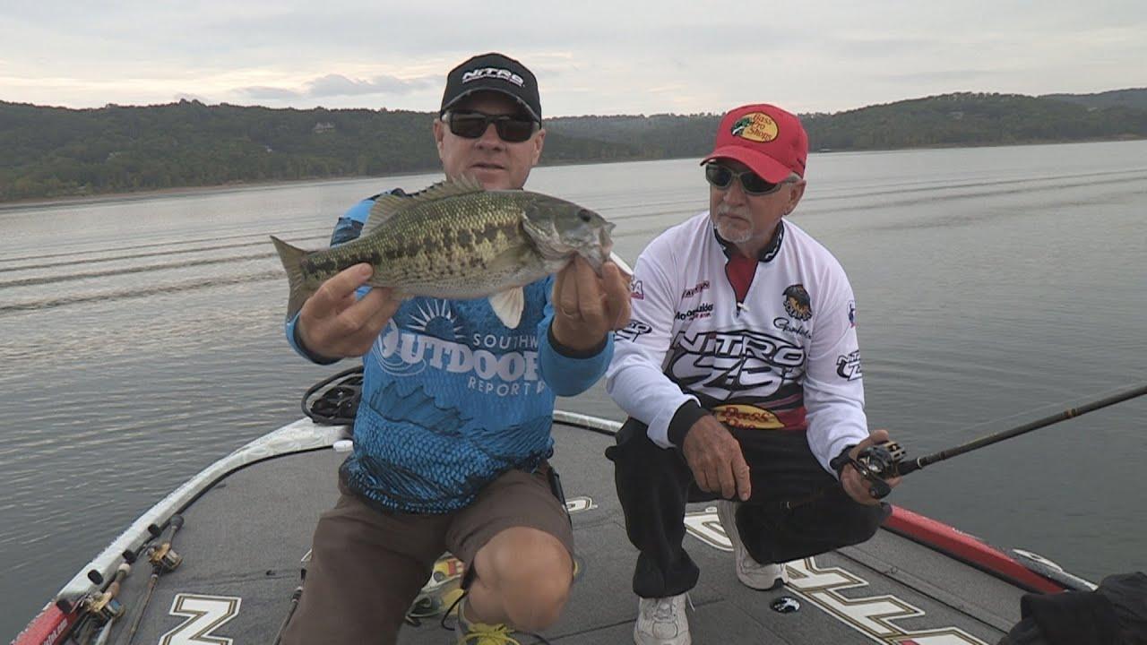 Table rock mo bass fishing southwest outdoors report 31 for Missouri bass fishing