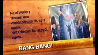 Happy New Year, Bang Bang, Haider Box Office Collection