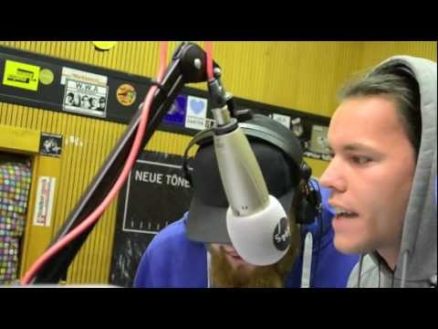 Manekin Peace & PerQuist - Freestyle M94.5 letzte Boombox Session