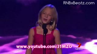 Jackie Evancho America's Got Talent (10 Year Old Opera