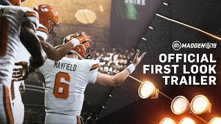 Madden NFL 19 - Reveal Trailer