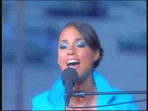 If I Ain't Got You - Alicia Keys Live @ Cannes Festival