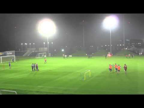 Red Bull Salzburg Team Training Doha 2014 - 1