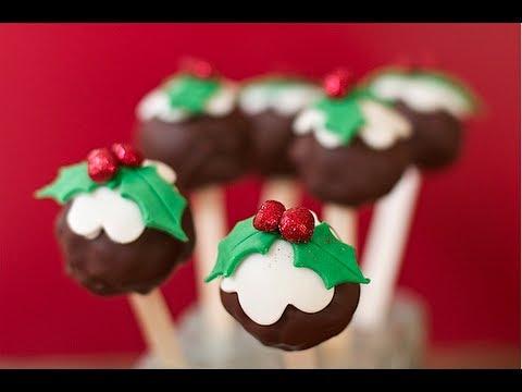 Lollipop di Natale - Le ricette di DELIZIEePASTICCi
