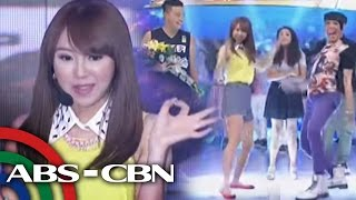 'Gwiyomi' Singer Dances 'Whoops Kiri' With Vice Ganda