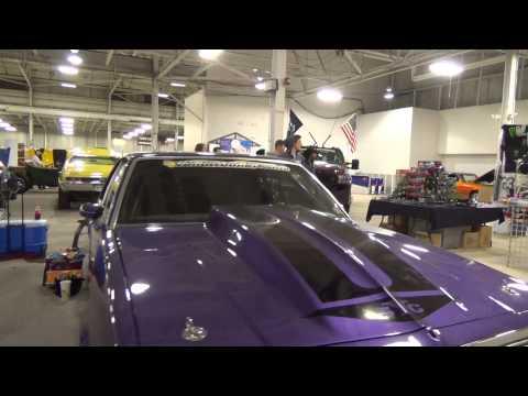 Amy/John Razlers rides @Northeast auto show oaks 2014