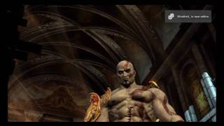 God Of War 3 Kratos Vs Hermes Boss Battle (HD)