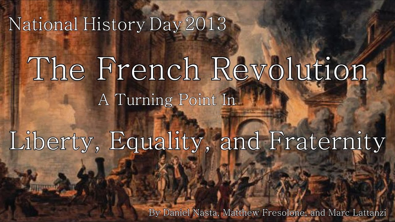 a history of the french revolution a turning point in european history The french revolution (french: r volution fran aise [ ev lysj f s z]) was a period of far-reaching social and political upheaval in france and its colonies that la.