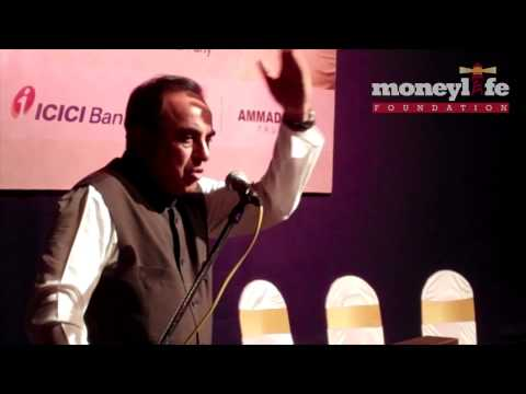 Part 1/2 - Dr Subramanian Swamy speech in Mumbai on 5th Feb, 2012