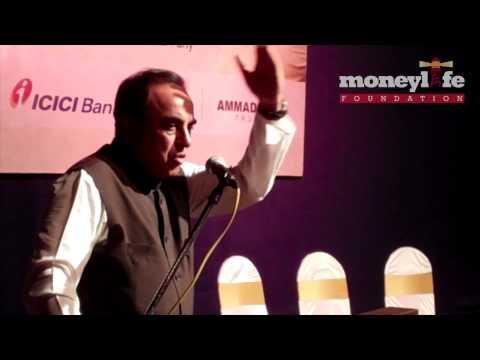 Part 1/2 - Dr Subramanian Swamy speech in Mumbai on 5th Feb, 2012