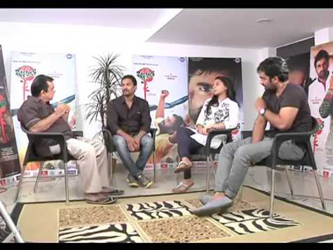 Brahmanandam-Interviewing-Basanti-Team