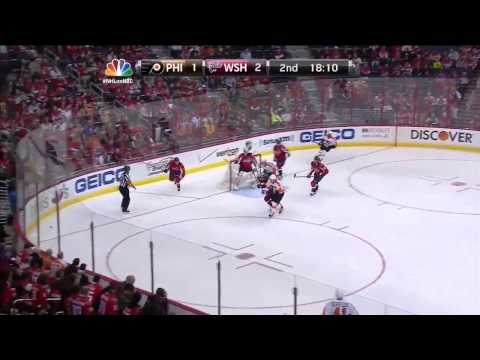Philadelphia Flyers vs Washington Capitals 02.03.2014