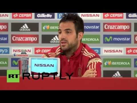 Brazil: Mourinho convinced Fabregas to go to Chelsea