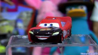 Color Changers Cars Lightning Mcqueen Change Color From