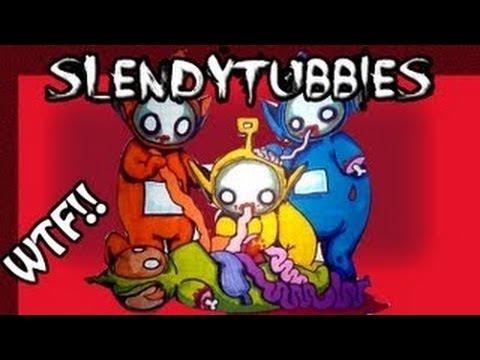 Pr sentation t l chargement de slender en teletubbies by seeqo youtube - Teletubbies telecharger ...