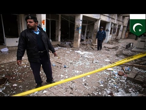 Pakistan attack leaves 11 dead, 25 injured