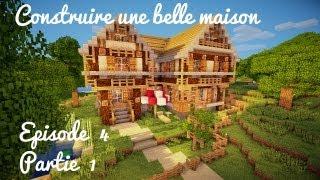 Construction D'une Belle Maison Ep 04 Part.1: Le Rez De