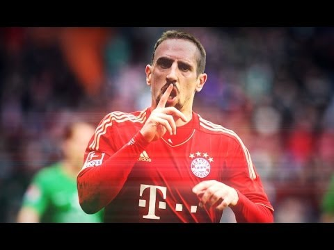 Franck Ribery - Ballon D'or? - Goals/Skills/Assists - 2013/2014 | HD