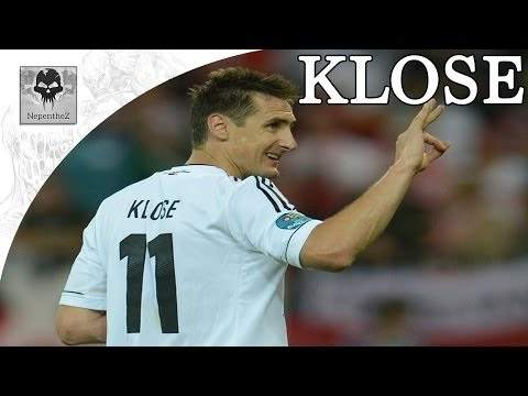 A Legend in the Making - MIROSLAV KLOSE