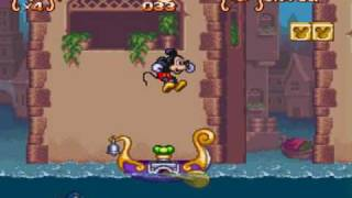 [SNES] Magical Quest 3: Starring Mickey & Donald By