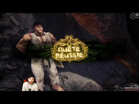 Quête Succès - Monster Hunter World - SHORYUKEN [EP#15]