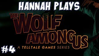 The Wolf Among Us #4 Lawrence