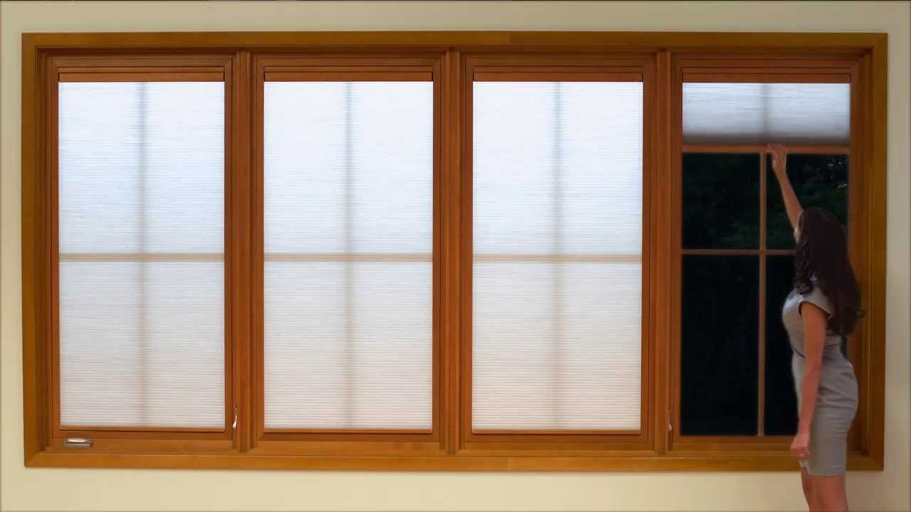 Marvin Shades In Action The Ultimate Casement Window