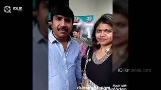 Hero Srinivas Reddy Funny Dub Smash