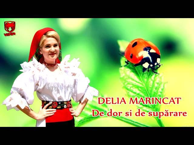 Delia Marincat - De dor si de suparare