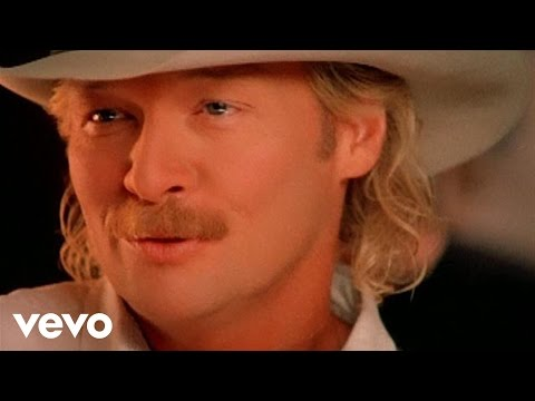 Alan Jackson - It's Alright To Be A Redneck