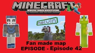 Minecraft xbox 360: Fan made map - Episode 42