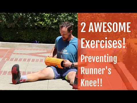 Preventing Running Injuries   2 AWESOME Runner's Knee Exercises