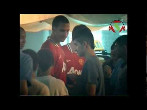 Zong Feat. Manchester United TVC