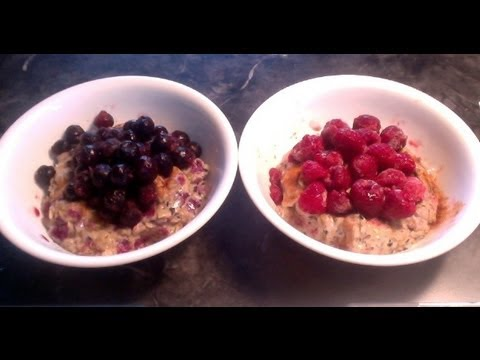 Oats Porridge - Healthy oatmeal Breakfast