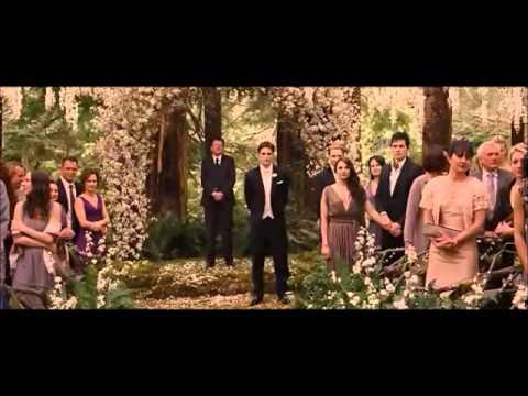 Casamento de Bella e Edward - Saga Crepúsculo Amanhecer