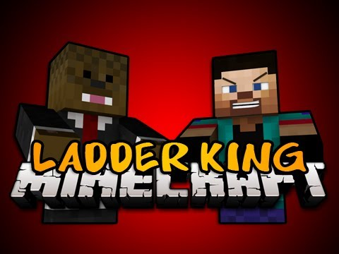 BRAND NEW Minecraft: KING OF THE LADDER w/JeromeASF, Seto & Comics!