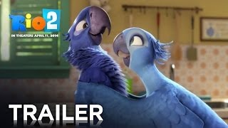 Rio 2 – Official Trailer 2 | 20th Century FOX