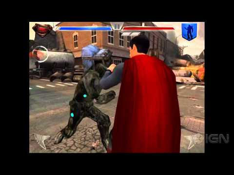 Man of Steel on iPad! - IGN Plays