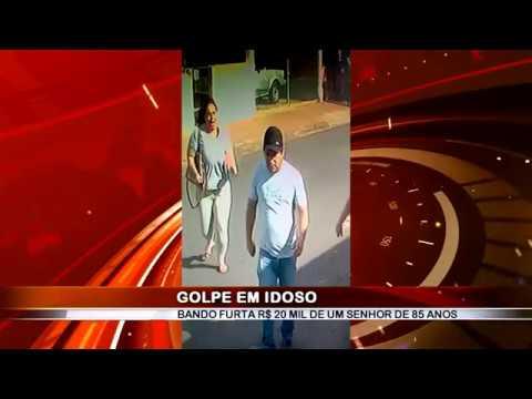 29/06/2018 - Polícia Militar prende autores de furto que levaram cerca de 20 mil reais de idoso na cidade de Bebedouro se passando por agentes de saúde