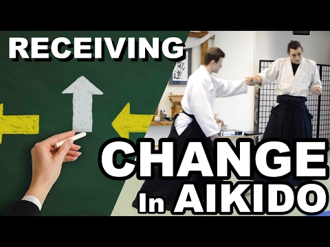 Development Aikido: Easily Receiving Changes in Life