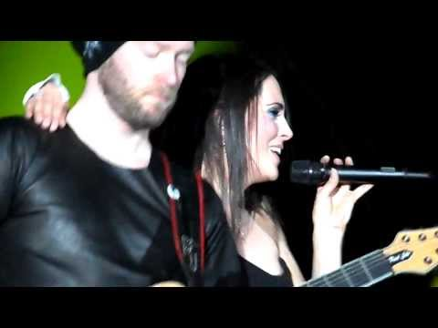 Within Temptation - Summertime sadness @Warsaw Torwar 2014 HD