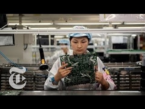 The iEconomy: Factory Upgrade - Apple News 2012