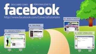 Como Personalizar Tu Facebook!