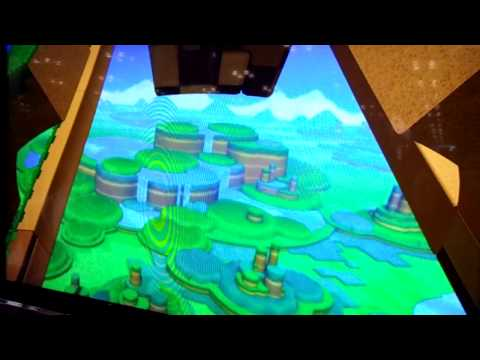Sonic Lost World FULL GAMEPLAY DEMO NYCC