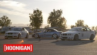 [HOONIGAN] Field Trip 011: Attacking Time at Super Lap Battle with the Grip Brigade!